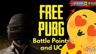 How to Get Free UC in PUBG Mobile-- and Free Battl(1080P_HD) تهكير الدولارات في لعبة بابجي