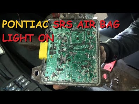 Pontiac Bonneville - SRS Air Bag Light On
