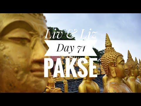 Day 71 - Exploring Pakse City (Laos)