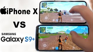 fortnite android vs fortnite iphone