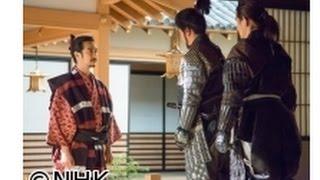 幸村(堺雅人)は秀頼(中川大志)から、ろう人たちの総大将になっても...