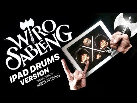 WIRO SABLENG - IPad Drums Version (Songs Covered By : Sanca Records)