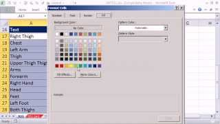 Excel Magic Trick 921: COUNTIF Cells Containing Particular Characters: Count & Conditional Format