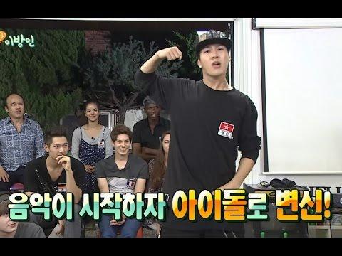 【TVPP】Jackson(GOT7) - Powerful Dance, 잭슨(갓세븐) - 파워풀한 댄스 신고식 @ Hello Stranger