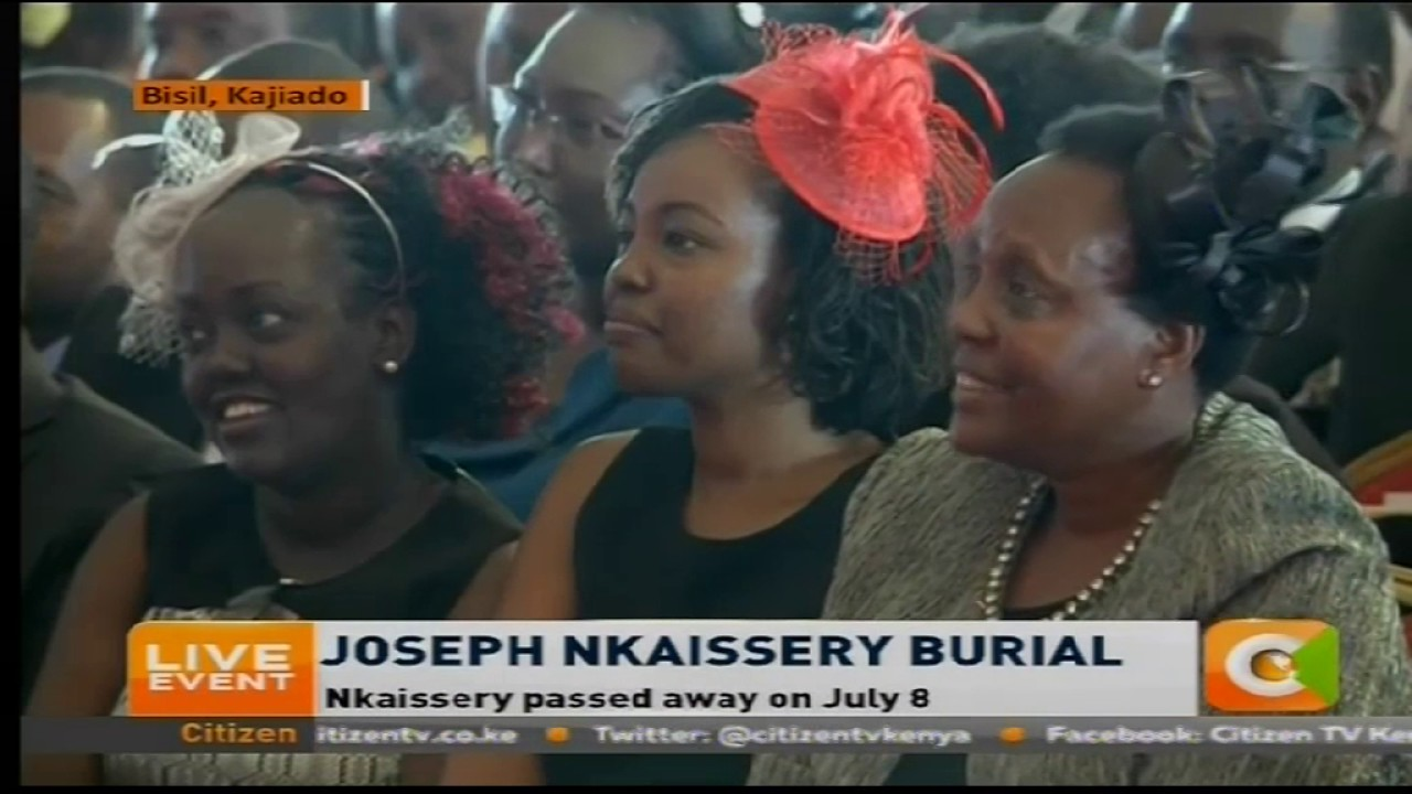 Nkaissery's 43 years old  friend  pays tribute to the late CS Nkaissery