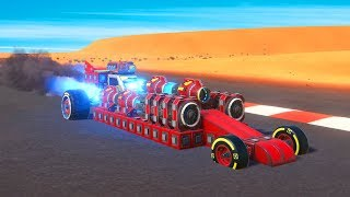 BUILDING THE MAX SPEED RACE CAR! - Trailmakers