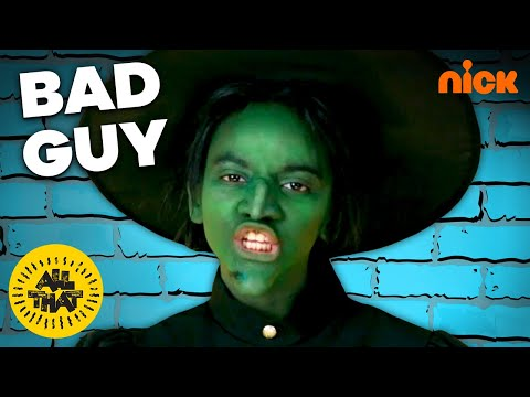 Billie Eilish Bad Guy Parody 🤣 All That