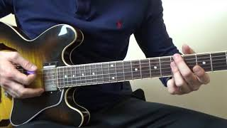 Eric Clapton Hard Times Guitar Chords Lesson