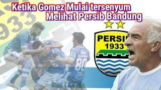 Ketika Mario Gomez Mulai Bisa Tersenyum Melihat Persib Bandung