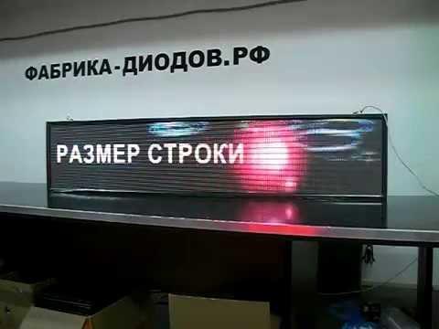 Светодиодные экраны, видеоэкраны, видеодисплеи, LED экраны