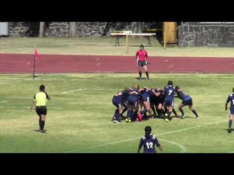 Campeonato Nacional Femenil de Rugby Xs 3o. y 4o. lugar