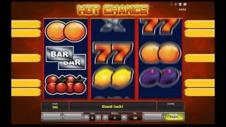 видео Игровой автомат Hot Chance