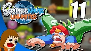 scribblenauts unlimited walkthrough