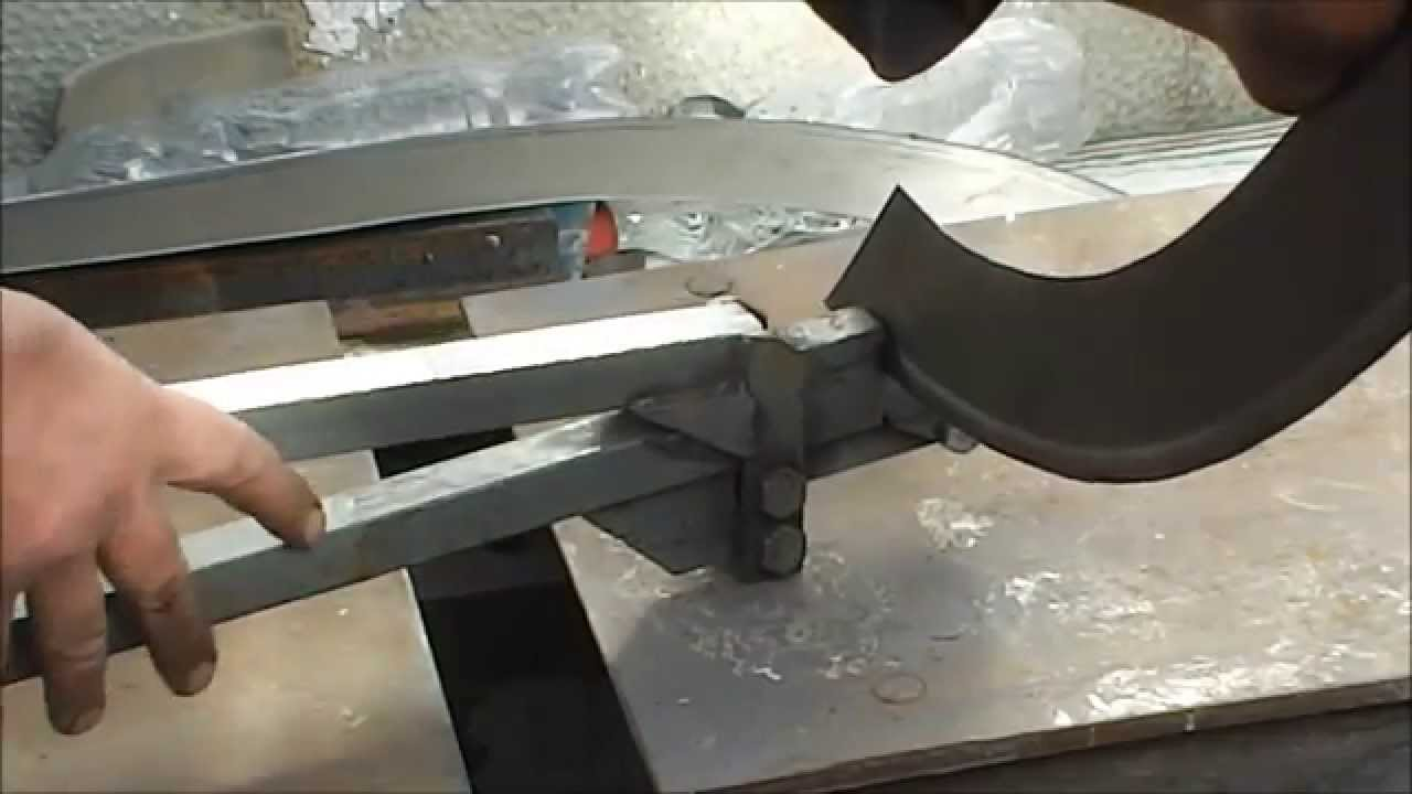 Кромкогиб своими руками видео фото 371