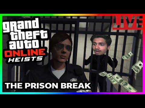 Grand Theft Auto 5 Online | Saturday Nights With Kartik :P |