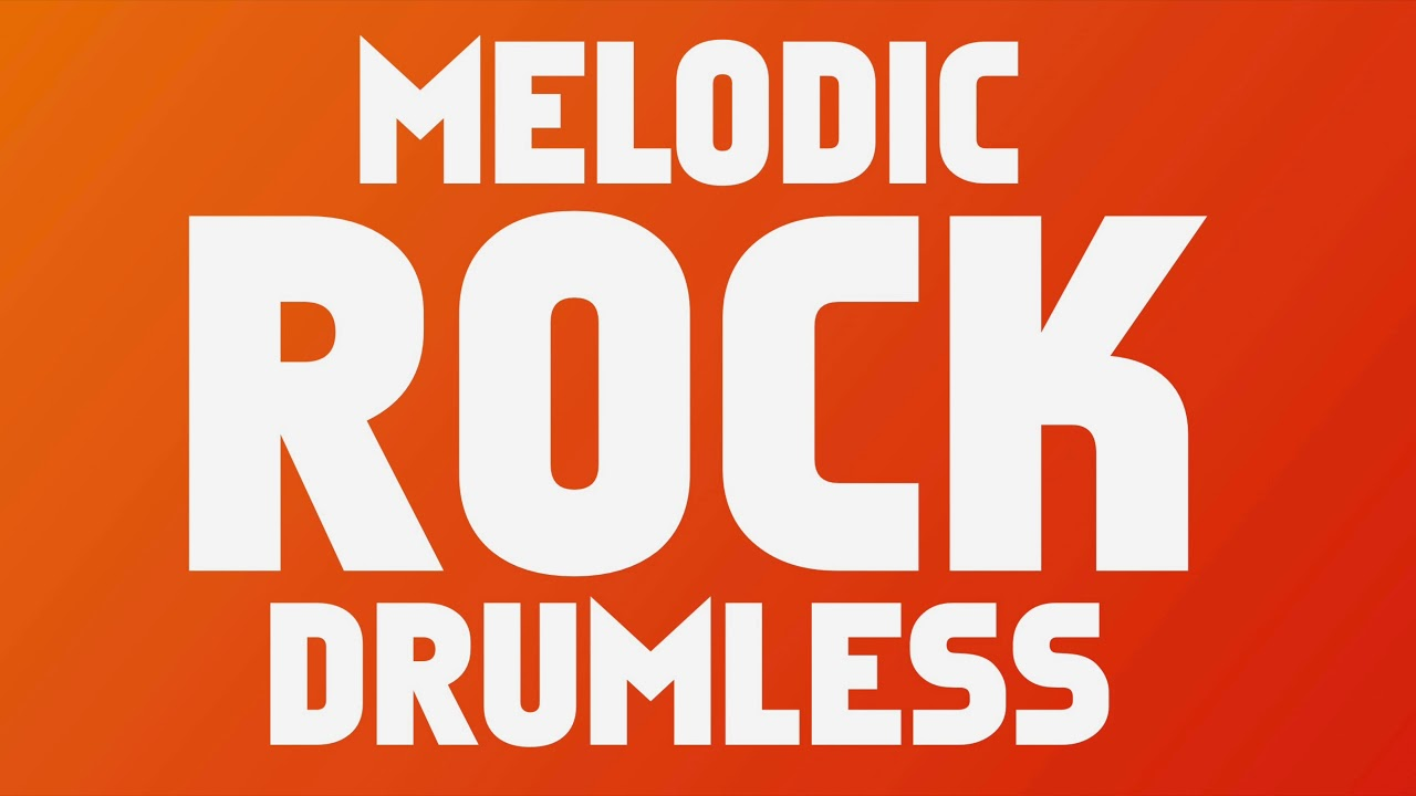 Melodic Rock Drumless Backing Track