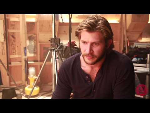 Greyston Holt on 'Bitten'