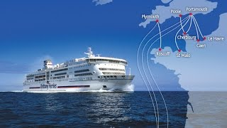 Gambar cover Ferries to France | Our Cross Channel Ferry Routes - Brittany Ferries