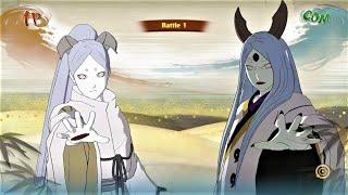 SUPER HARD - Momoshiki Otsutsuki VS Kaguya Otsutsuki - NARUTO NINJA STORM 4 Hardest Battle