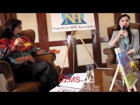 DZMS TV : My Success Story Dialog With Lisa Surihani.. PART 2