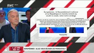 Européennes: allez-vous déjouer les pronostics? - Les Grandes Gueules de RMC