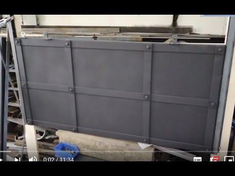 Штора для гриля Loft Лофт изготовление