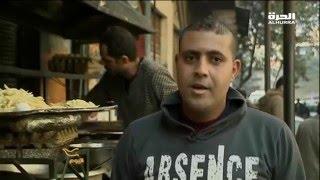 بالفيديو.. طبيب نفسي يعمل فى محل «فول وطعمية»: الشغل مش عيب