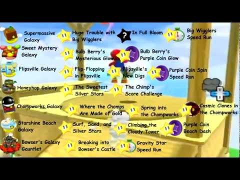 power star super mario galaxy - photo #30
