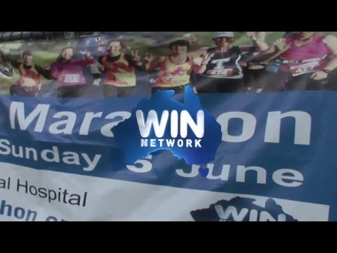 WIN Network Traralgon Marathon and Running Festival 2016 Promo