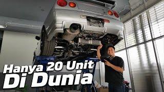 AMBIL HONDA S660 DAN LIHAT DETAIL NISSAN R34 GTR Z-TUNE