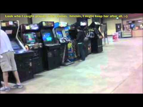 Arcade Auction and Balloons