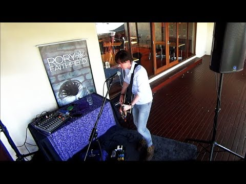 Something Better Change (Live-Looping) - Rory Faithfield
