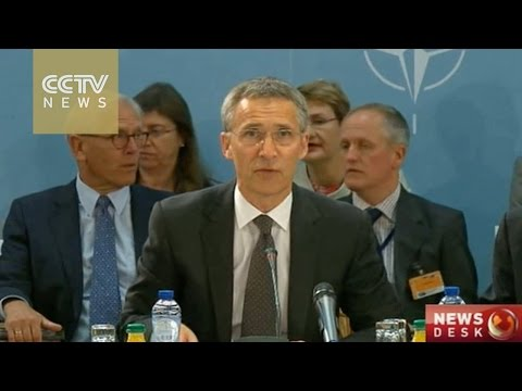 NATO warns of risk of heavy fighting in Ukraine