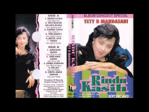 Rindu Kasih / Tetey B Mandasari (original Full)