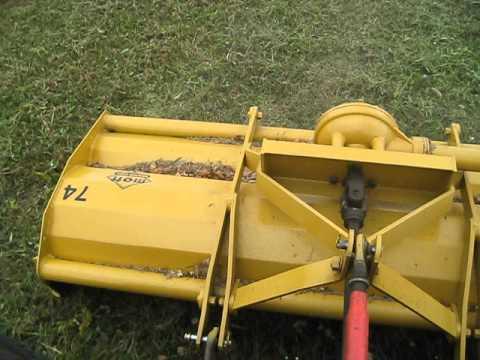 john deere 2020 mowing with mott flail mower youtube rh youtube com Mott Mower Walk mott flail mower parts list
