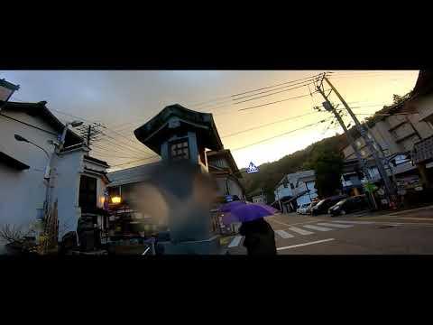 【JapanCity】【VLOG】 #1 鳥取県の三朝温泉
