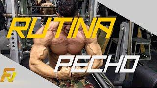 RUTINA DE PECHO PARA VOLUMEN Y CALIDAD MUSCULAR EN 4 SEMANAS! | FERNANDO VALDEZ