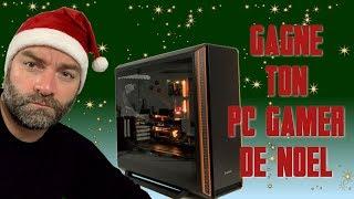[Cowcot TV] Montage PC du concours de Noël be quiet! et Cowcotland, il est à gagner