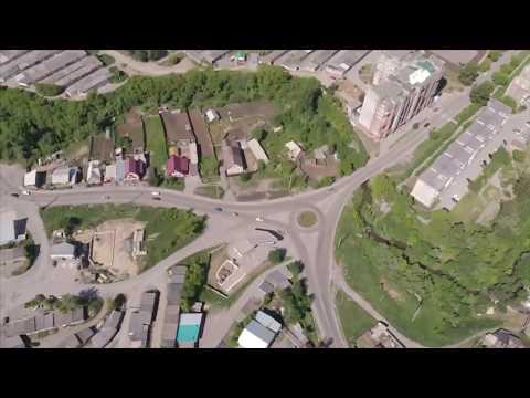 #Ачинск #Новости #Полеты #Dji  Ачинск 2019 г. Вид города с Воздуха!!!