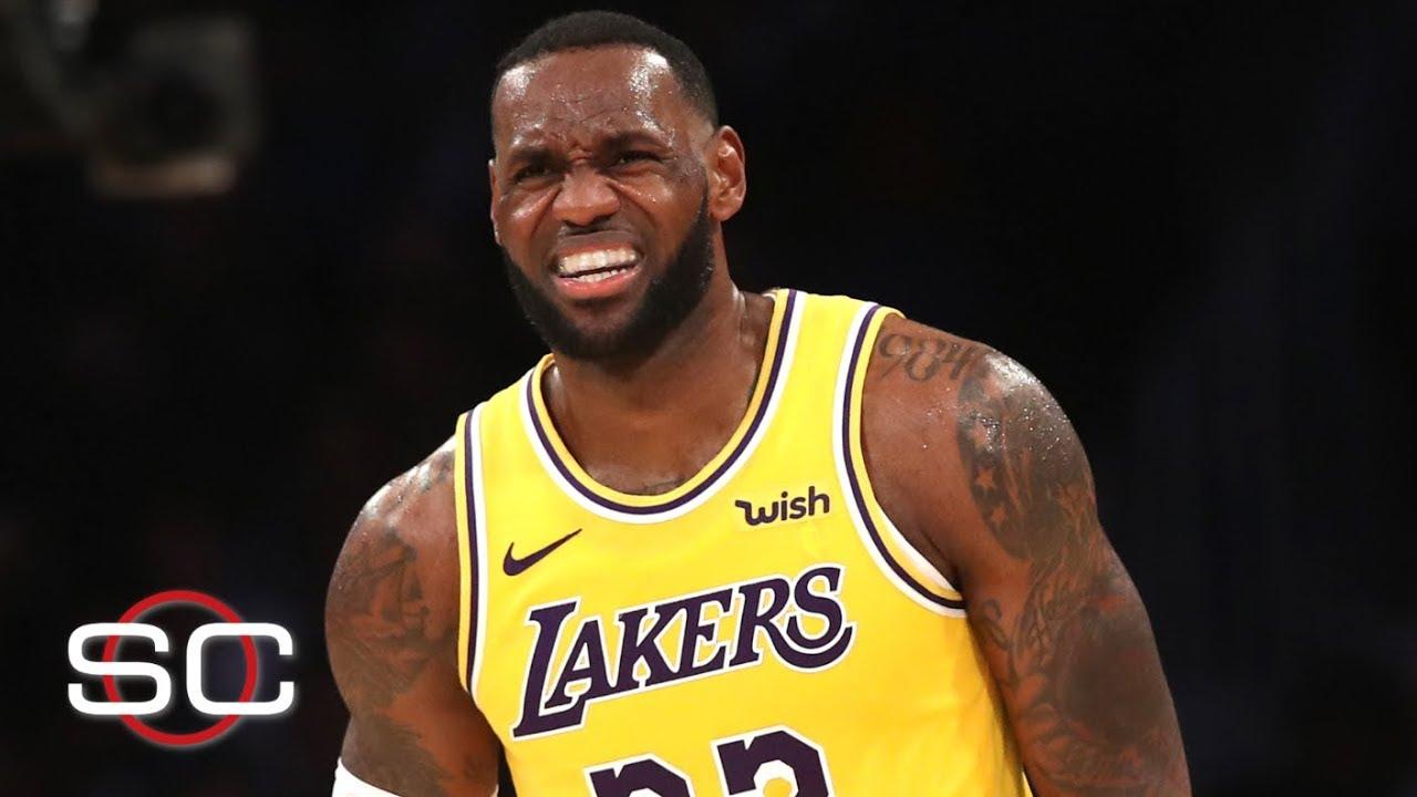 4ff9828e6 Stephen A.  The Lakers  season is over