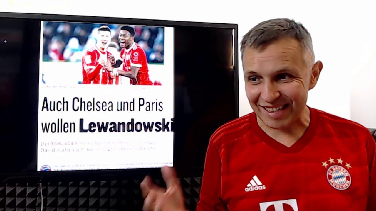 Messi porzuci Barcę? Lewy wygra Złotą Piłkę? Na ile silny Bayern?