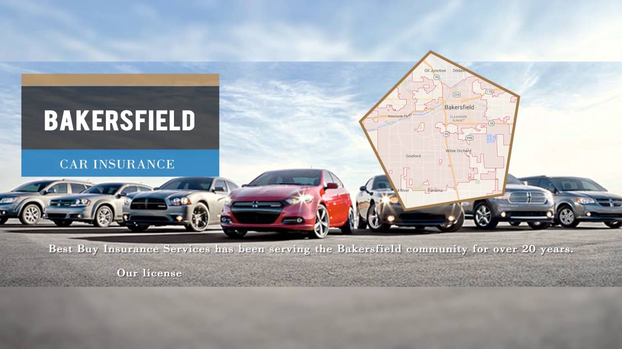 Best Buy Insurance >> Auto Insurance In Bakersfield Ca From Best Buy Insurance