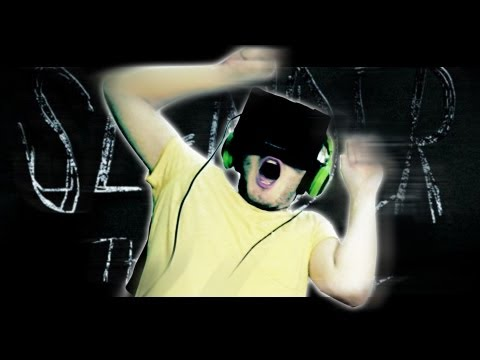 Slender W Oculus Rift