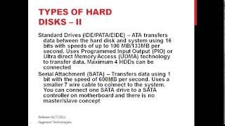 What is Hard Disk drive in Hindi?