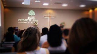 """Culto da Noite - Sermão: """"O sumo sacerdote superior"""" - Hebreus 5.1-10 - Rev. Misael - 21/02/2021"""