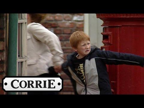 Coronation Street - Cilla Takes Chesney