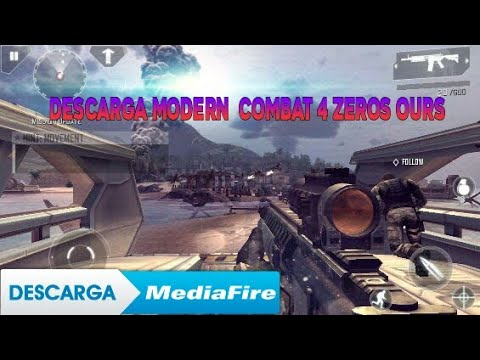 Descarga Modern Combat 4 Para Android 2019 Mega Y Mediafire