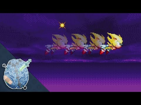 Sonic Mania... as Sonic - Part 5: Into the Negative Zone