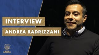 "Andrea Radrizzani Centenary Interview: ""We feel the history and use it as motivation for the future"""