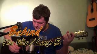 Behind Blue Eyes [The Who / Limp Bizkit Guitar cover] with Fred Durst vocals
